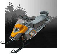 Windshields and parts for snowmobiles and motovehicles